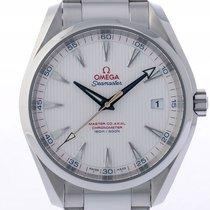 Omega Seamaster Aqua Terra 150m Co Axial Chronometer Stahl...