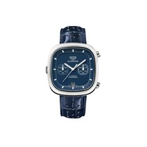 TAG Heuer Silverstone LIMITED EDITION OF 1860 PIECES Blue Dial...