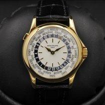 Patek Philippe World Time 5110j Yellow Gold