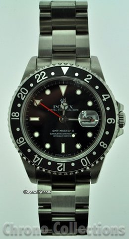 Rolex GMT Master 16710
