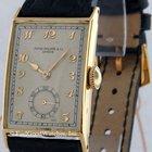 Patek Philippe 1470J Vintage Rectangle, Yellow Gold