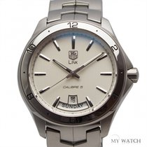 TAG Heuer Link Calibre 5 Automatic WAT2011.BA0951 (Used)