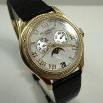 Patek Philippe LADIES MOONPHASE REF.4936J 18K YELLOW GOLD
