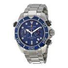 Certina DS Action Diver Chronograph Blue Dial Men's Watch