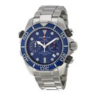 Certina DS Action Diver Chronograph Blue Dial Men's Watch
