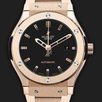 Hublot Classic Fusion King Gold Bracelet 42 mm