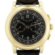 Patek Philippe 5070J Chronograph 18k  Gold Mens Watch
