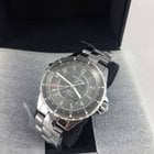 Chanel NEW CHANEL J12 CHRONOMATIC GMT CERAMIC WATCH H3099 41mm