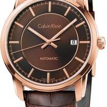 ck Calvin Klein Infinite Automatic K5S346GK Herren Automatikuh...