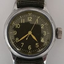 Bulova WW2 Military A-11 Sweep Second with Hack Device