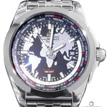 Breitling Galactic Unitime SleekT incl 19% MWST