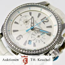 Jaeger-LeCoultre Master Compressor Lady Diamonds Chronograph