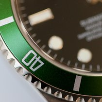 Rolex Submariner date LV 50th Mark 1 FAT FOUR