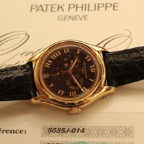 Patek Philippe Annual calendar yellow gold box papers ,...