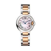 Cartier Ballon Bleu  Ladies Watch Ref W2BB0009