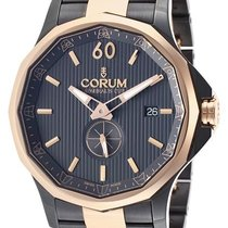 Corum AUTOMATIC 18K AND STAINLESS STEEL ADMIRALS CUP LEGEND 42...