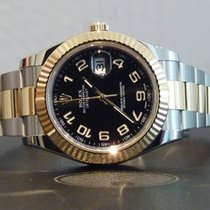 Rolex Datejust II Black Arabic