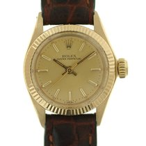 Rolex Lady Oyster Epoca Oro Giallo art. R1240