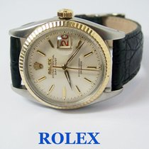 Rolex Vintage S/Steel & 18k DATEJUST Automatic Watch c.1956