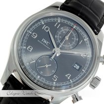 IWC Portugieser Chronograph Classic Stahl IW390404