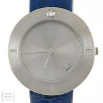 Bunz Design Uhr Damen Brilliant 950er Platin