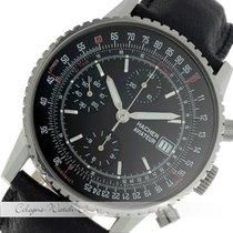 Hacher Aviateur Chronograph Stahl 903 St