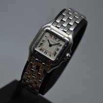 Cartier Panthere Steel 1320 with 1 Year Warranty