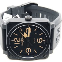 Bell & Ross Br03-92 Ceramic Heritage Complete With Extra...