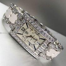 Harry Winston - Chronograph Diamond Dial & Bracelet Qtz W/G