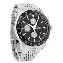 Gucci 126 G-Timeless Mens Chronograph Swiss Automatic Watch...