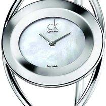 ck Calvin Klein Delight K1A2351G Damenarmbanduhr Swiss Made