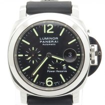 Panerai Luminor Pam 104 Automatic Men's Watch With Power...