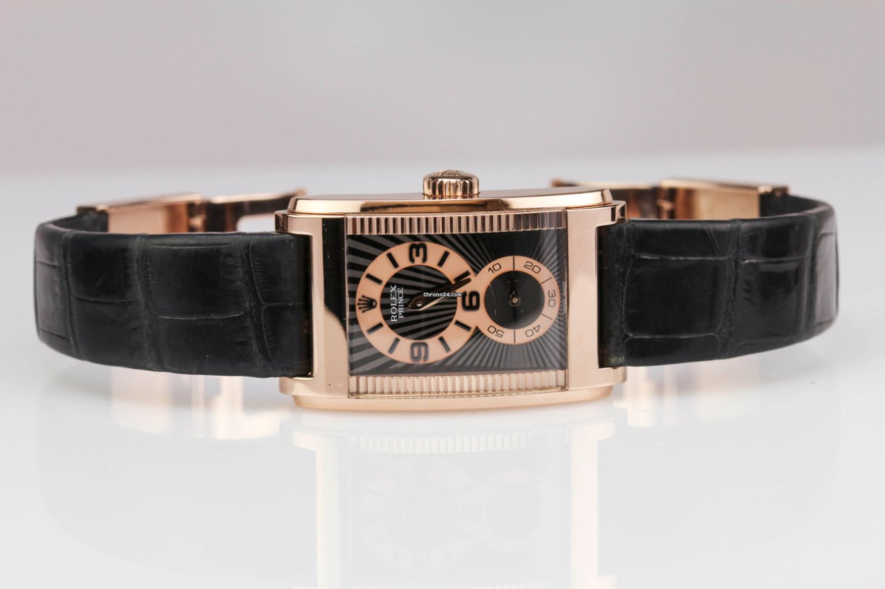 Rolex Cellini Prince Rose Gold Price
