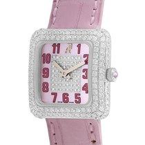 Audemars Piguet Ladys White Gold Diamond Watch