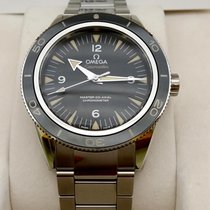 Omega SEAMASTER 300 41 MM Steel Automatic [NEW]