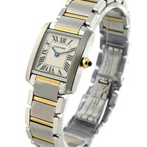 Cartier Tank Francaise Small Size in 2 Tone