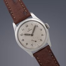 Zenith stainless steel manual watch