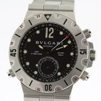 Bulgari Diagono Pro Acqua GMT Automatic Chronometer NEW Ref....