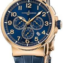 Ulysse Nardin Marine Chronograph Manufacture 1506-150.63