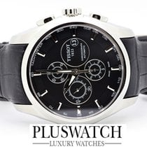 Tissot Couturier Automatic Chronograph Black Dial 43mm R