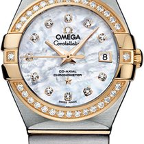 Omega Constellation Co-Axial Automatic 27mm 123.25.27.20.55.003