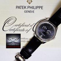 Patek Philippe 5146 Annual Calendar 18k White Gold Mens Watch...