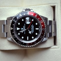 Rolex [TRITIUM SET] GMT Master 16700, Coke - 1998