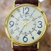 Movado Men's Swiss Made Limited Edition Quartz Dress Watch...