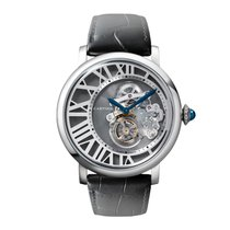 Cartier Rotonde Manual Mens Watch Ref W1556214