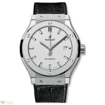 Hublot Classic Fusion Automatic Titanium Men's Watch