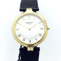 Raymond Weil 18k Gold Electroplated