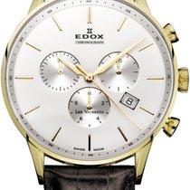 Edox Les Vauberts Chronograph 10408 37JA AID