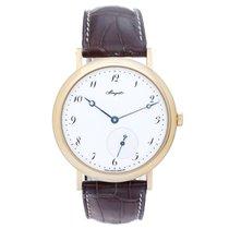 """Breguet """" Classique"""" 18K Yellow Gold Men's Watch..."""