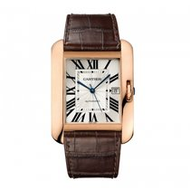 Cartier Tank Anglaise Large Mens Watch  Automatic W5310004...